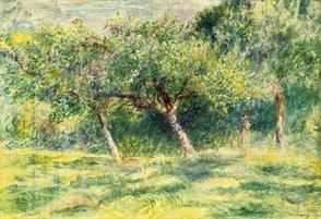 Oliviers de Renoir