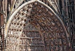 Portail de la cathédrale de Strasbourg